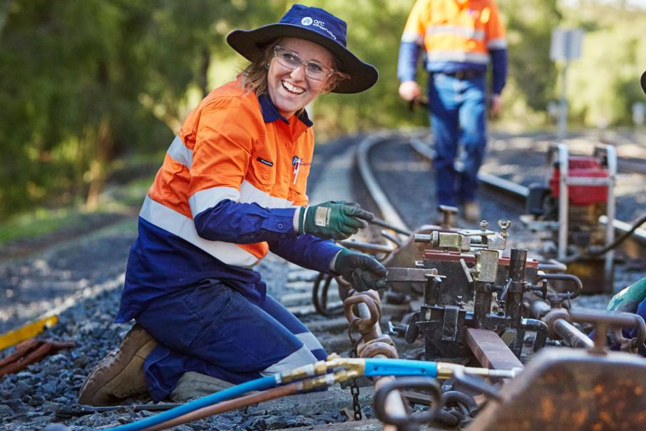 Brookfield's rail arm widens focus