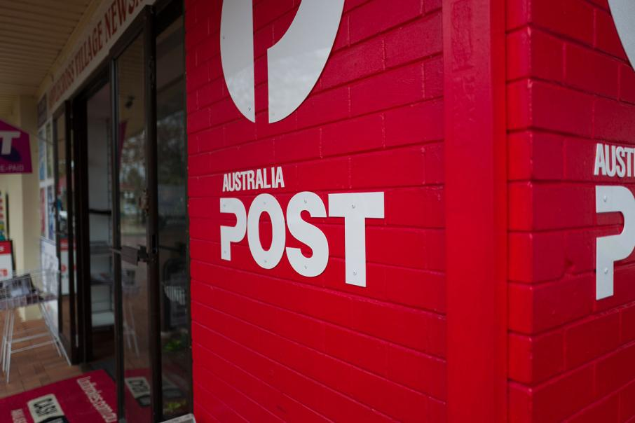 Veritas, Australia Post in security deal