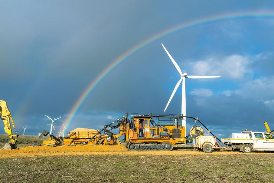 Renewables projects compete for backing