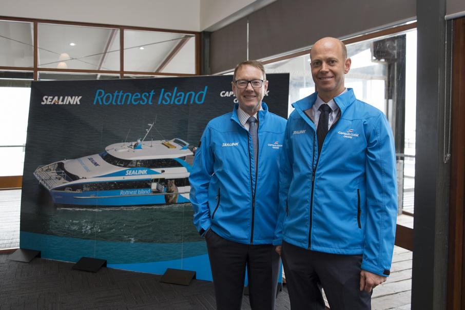 Captain Cook to set sail for Rottnest Island