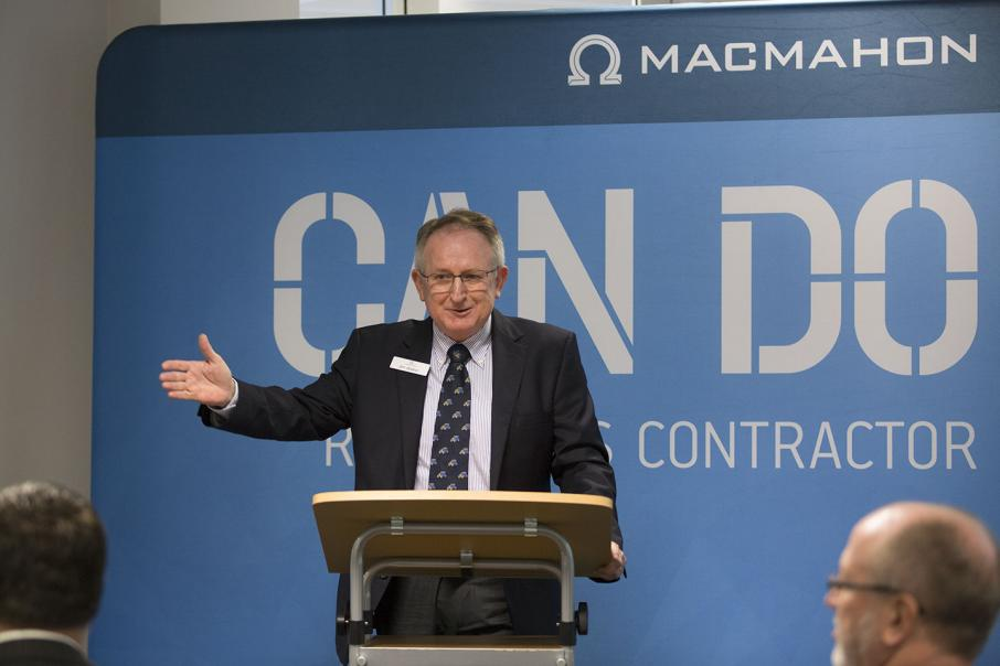 Macmahon shareholders approve AMNT deal
