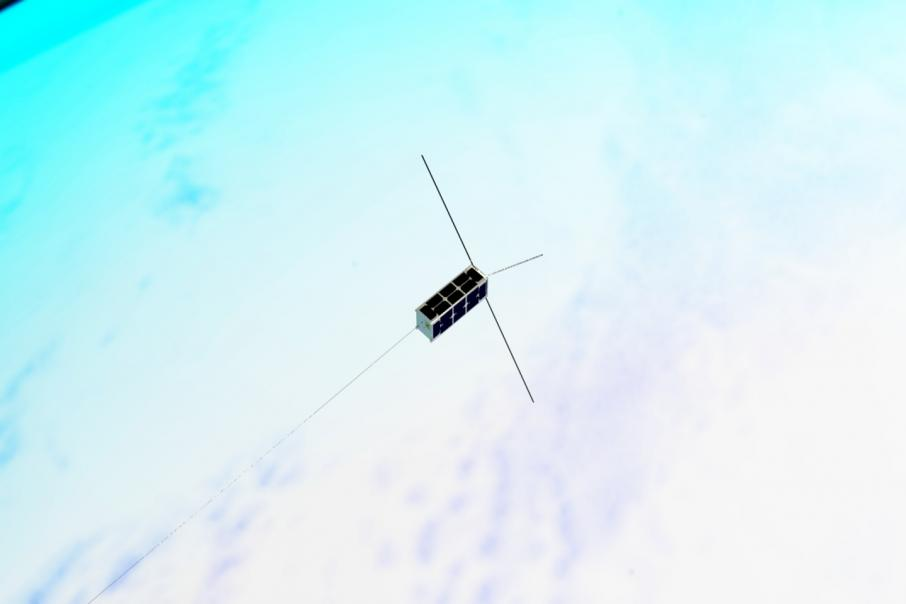 Sky and Space pioneers satellite tests