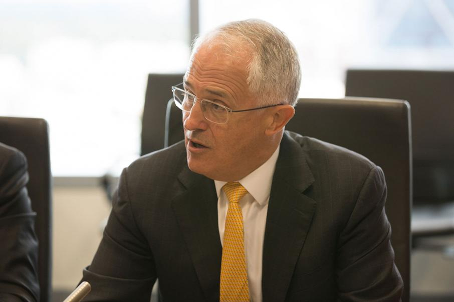 PM says he has taken on 'cause' of WA GST