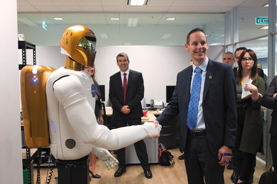 Resources for a robotic future