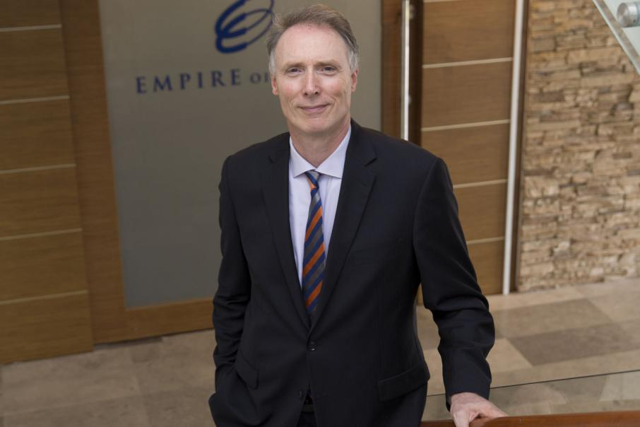 Walker replaces Aitken at Empire