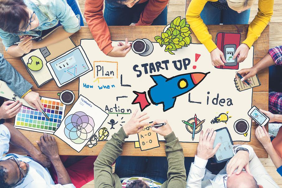 A tale of two startups
