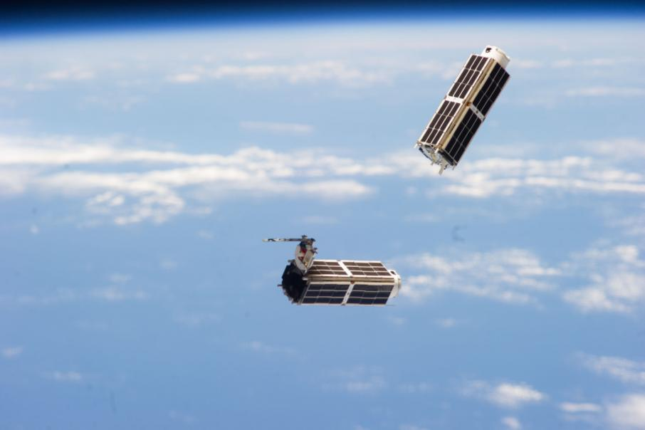Sky and Space lock in first client for miniature telco satellites