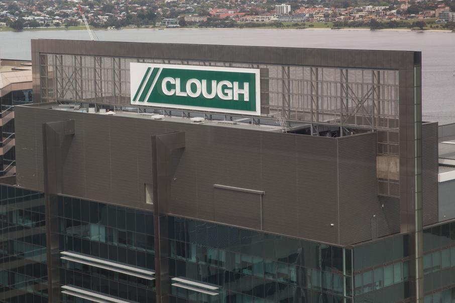 Clough suffers big profit hit