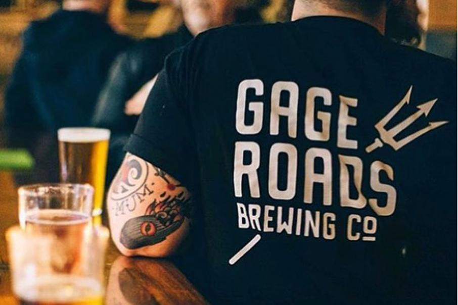 Craft beer fills Gage Roads