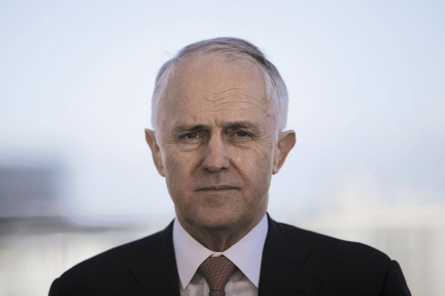 Malcolm in the middle of a political stalemate