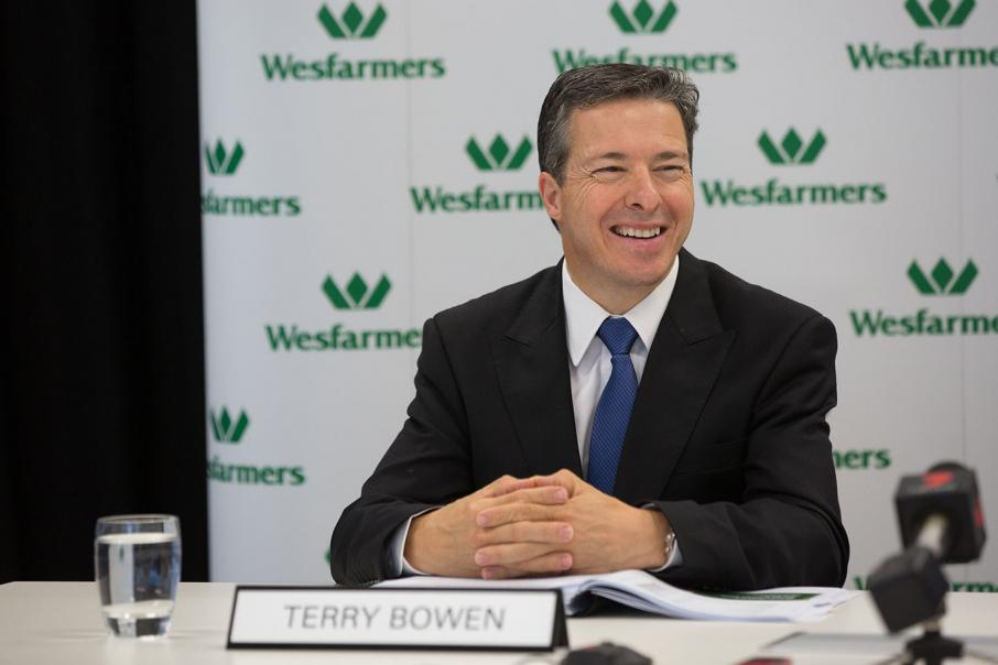 Bowen takes board role at BHP