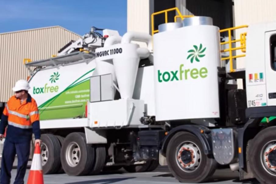 Tox Free positive on east coast growth