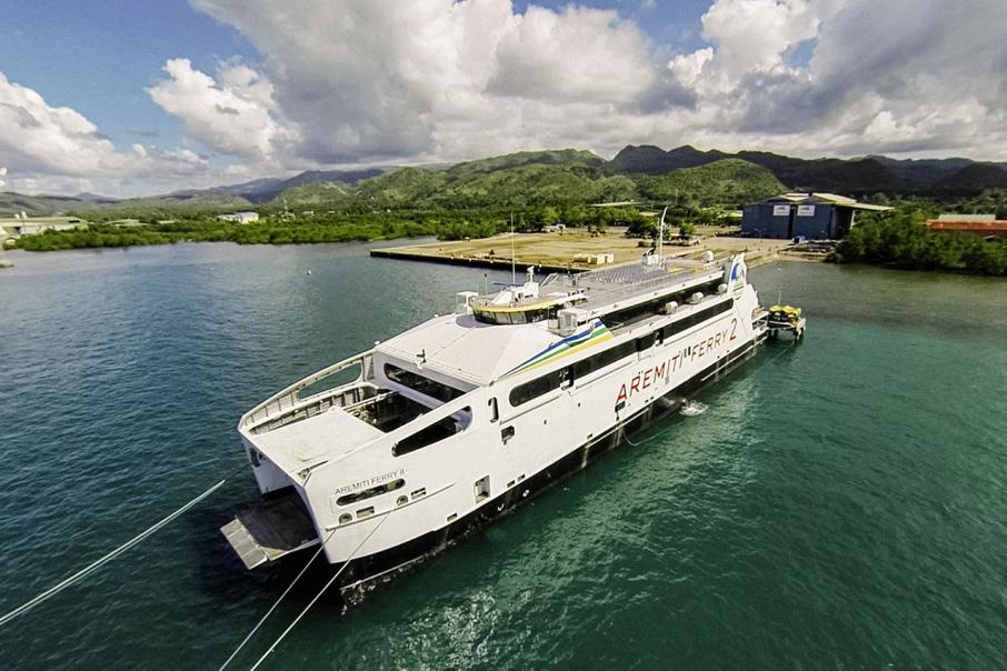 Austal wins $44m ferry contract