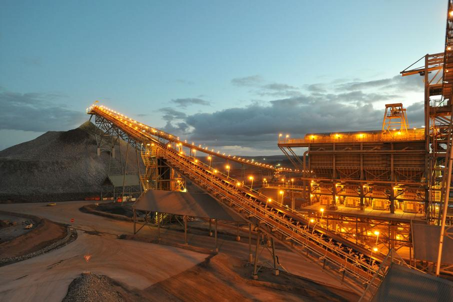 Brierty's Rio Tinto, Newmont contracts torn up