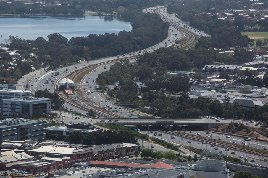 Three-way tussle for $40 million freeway work