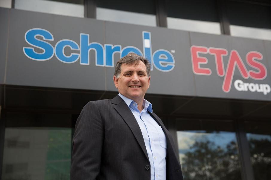 Schrole up on ASX debut