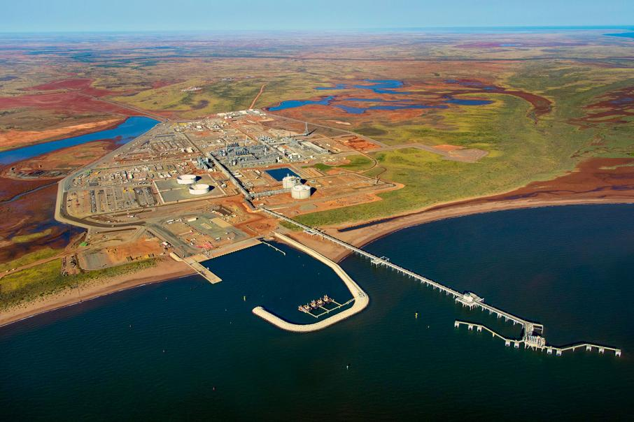 Wheatstone begins producing LNG