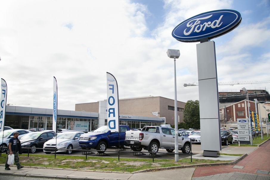 Car sales shed August gains