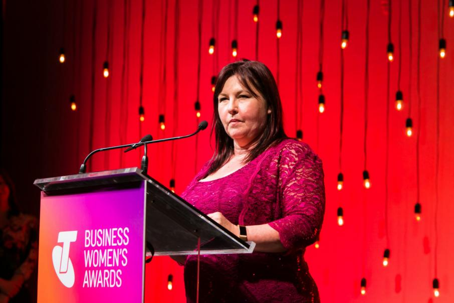 Avocado grower named businesswoman of the year