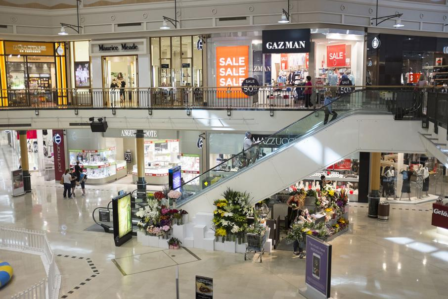 Retailers becoming more positive