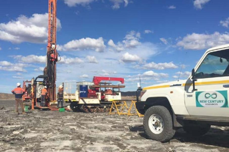 New Century Resources raises $52.9 million for zinc
