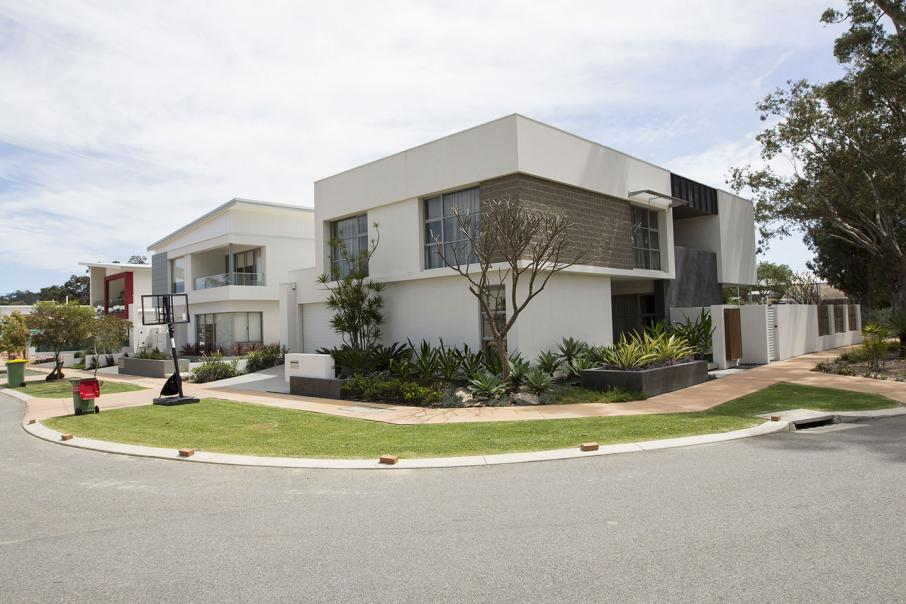 Perth home prices flat