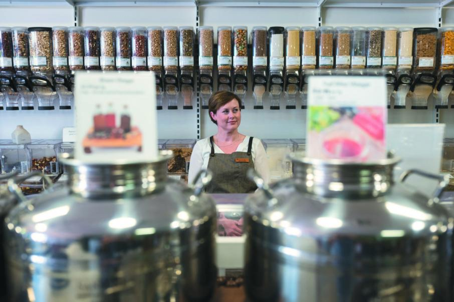 Passion for environment drives Wasteless franchise model