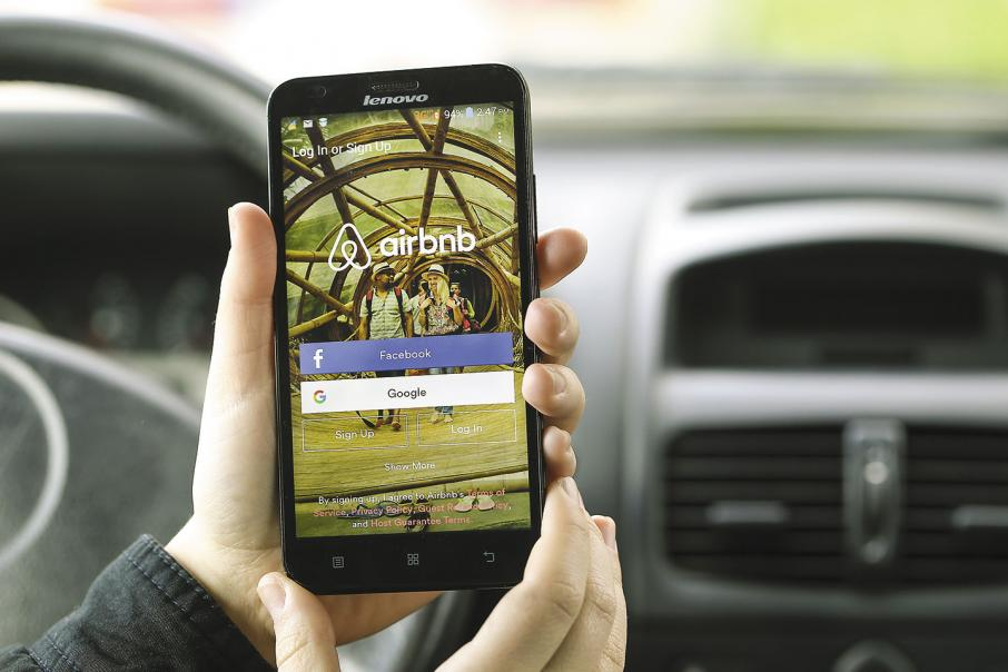 Survey raises doubts on Airbnb's future growth