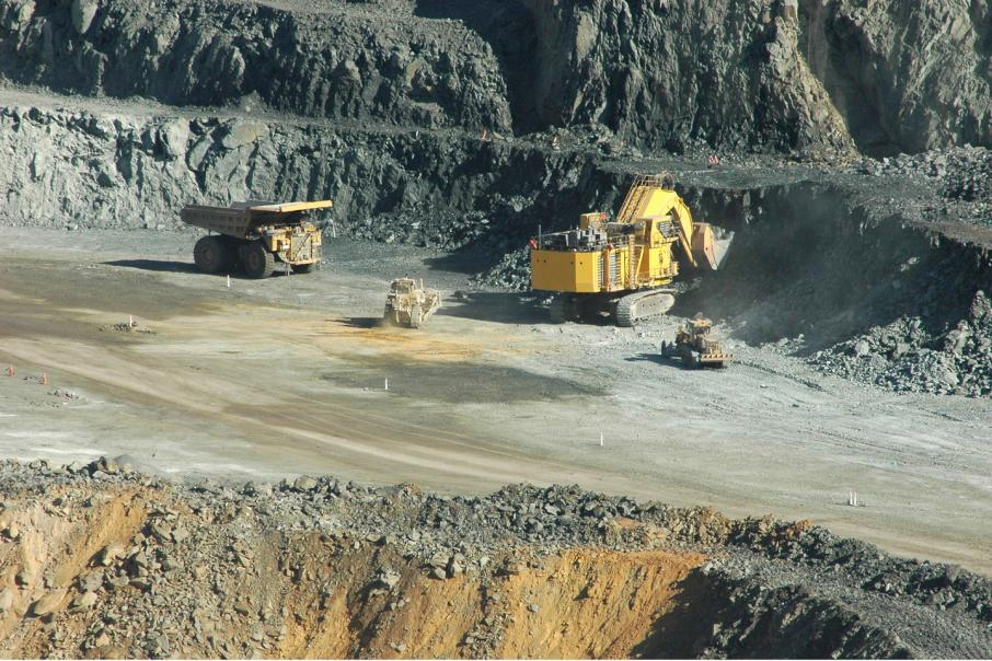 Mining sector insolvencies down