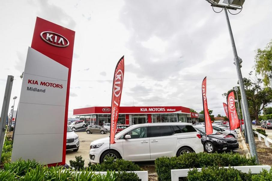 Kia expands at DVG
