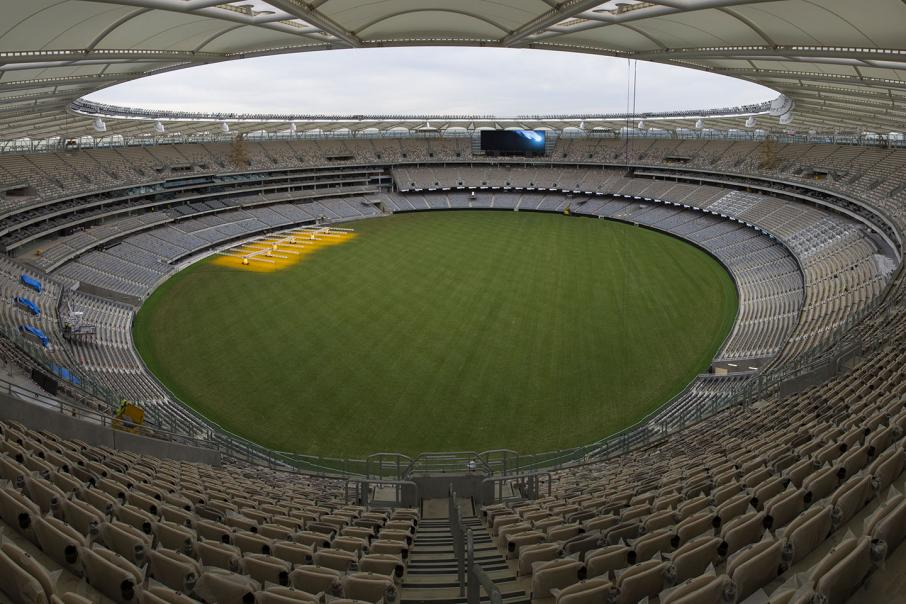 No crowd cap for Optus Stadium