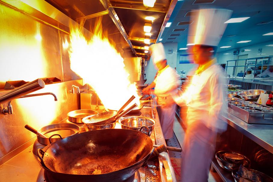 Restaurants buckle up to face fast-moving challenge
