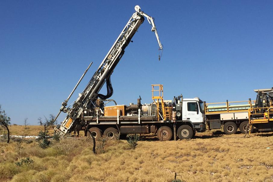De Grey secures Pilbara gold project