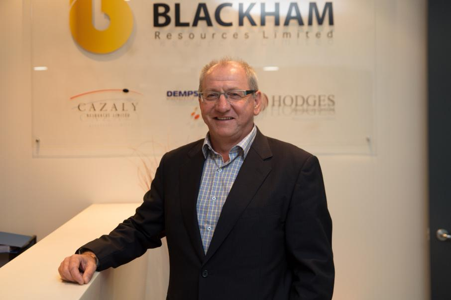 Blackham secures two-week reprieve