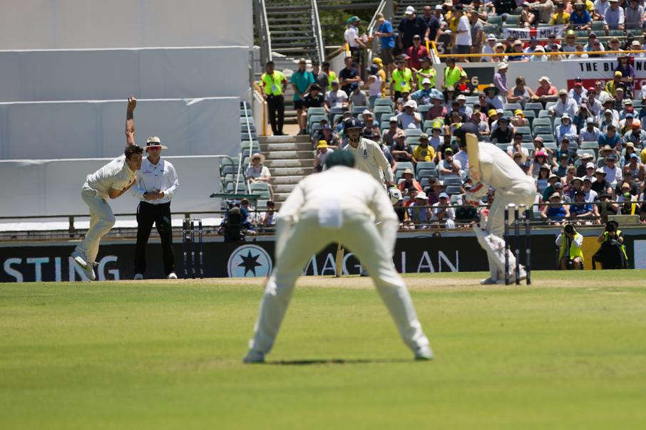 Aussies in control on day 2 of Ashes
