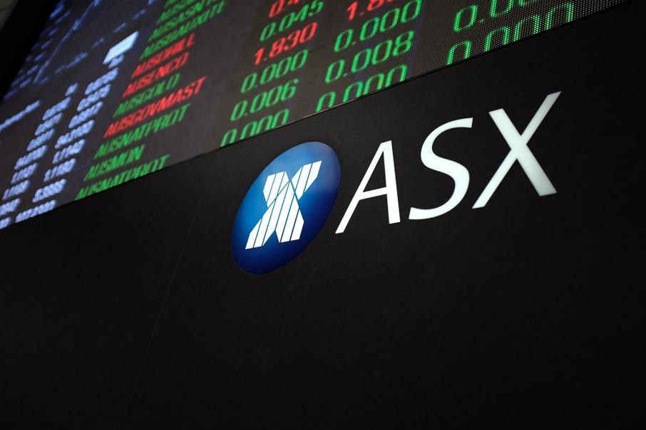 Aust shares end lower but US futures up