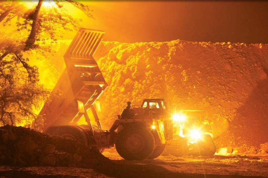 Mining contractors post mixed results