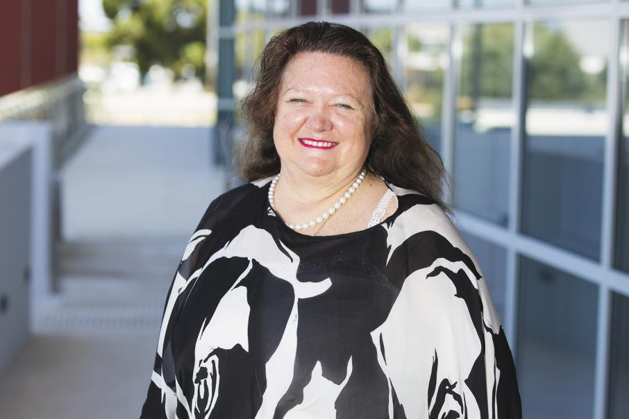 Rinehart kids join billionaires' club