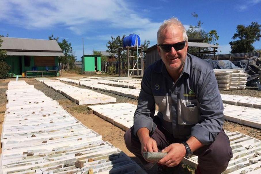 Geopacific set to join 100,000 ounce a year club