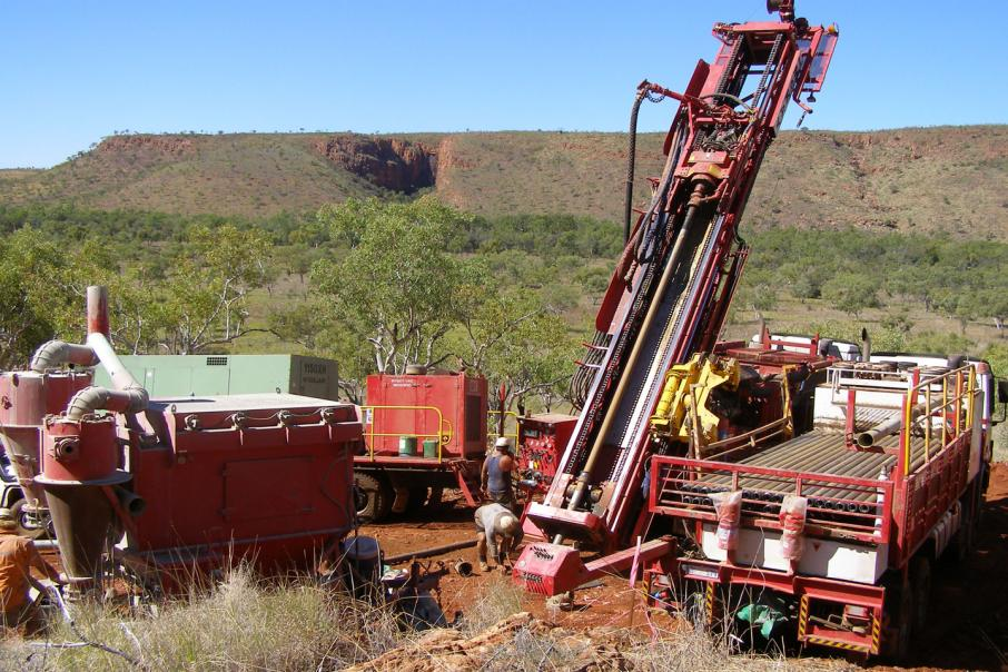 King River claims highest grade vanadium concentrate