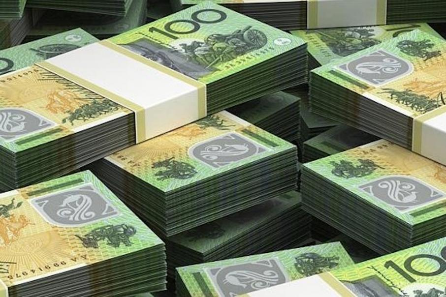 King River swimming in cash with options in the money