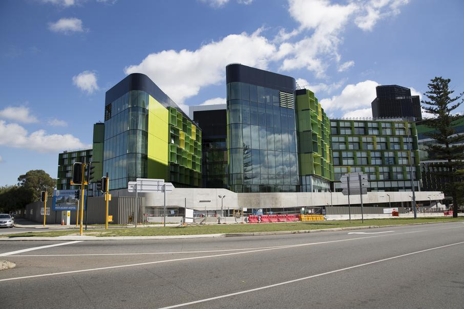 Children's Hospital water given all-clear