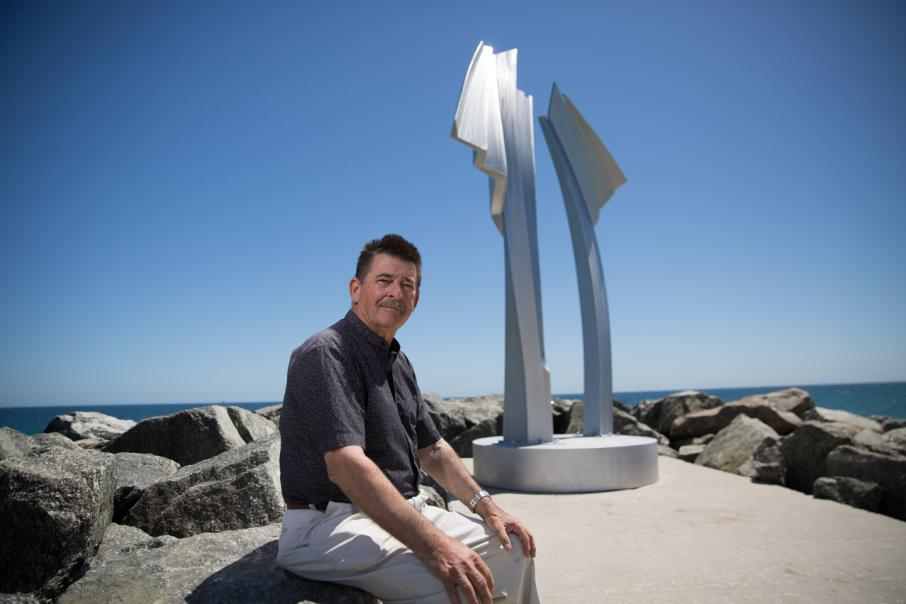 Gomboc gains another year with Sculpture by the Sea