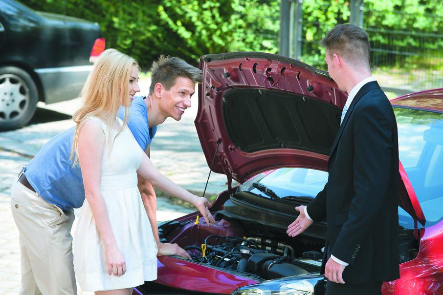 Data driving change  to used car sector