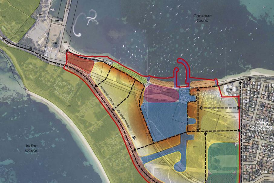 Mangles Bay Marina proposal blocked