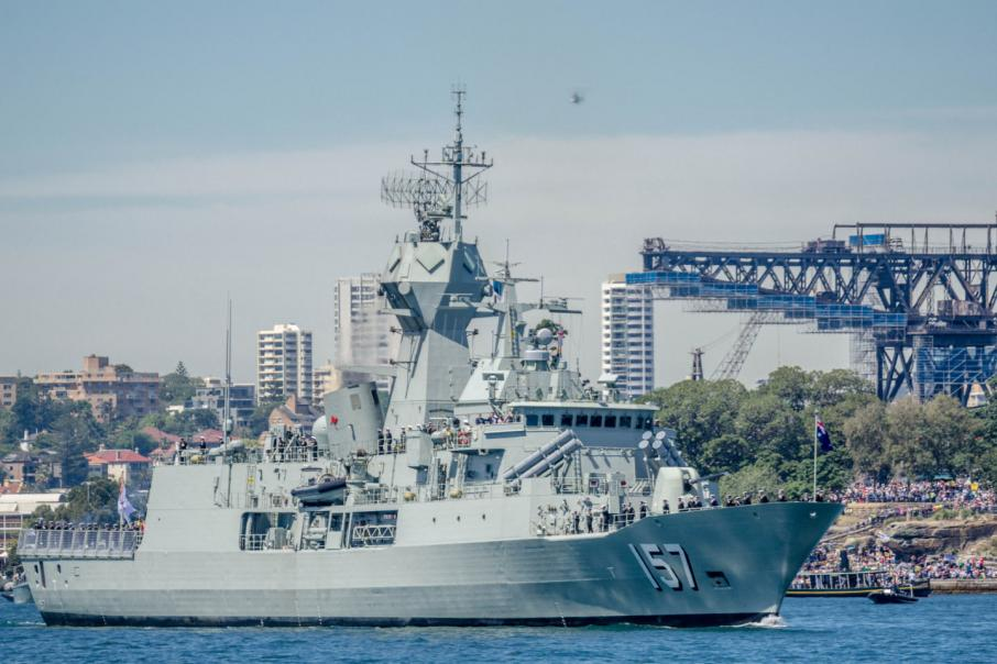 Civmec wins work in $3.6bn naval build
