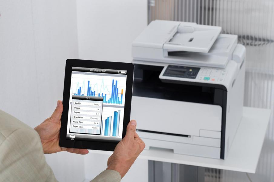 To print or not to print, the cloud is the question