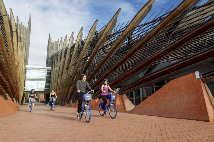 Joondalup Bike-share Planning for Success