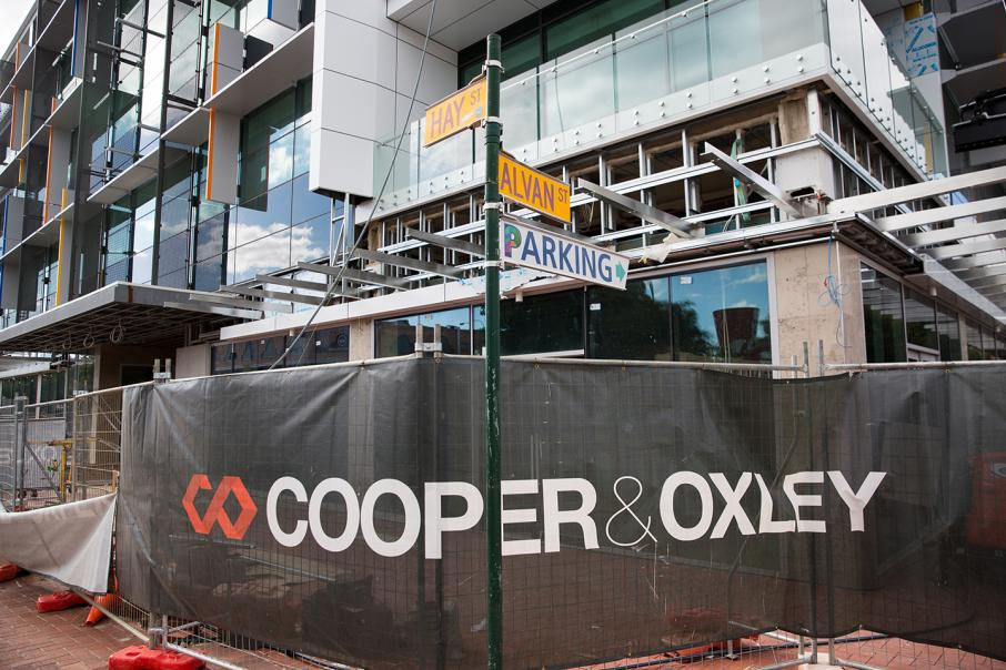 Cooper & Oxley boss hoping to revive builder