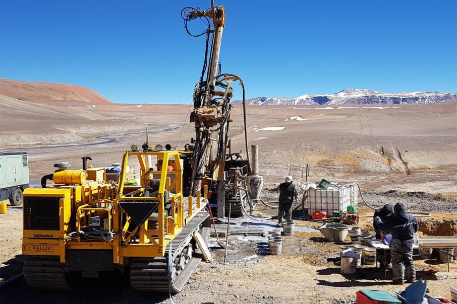 Emu Chilean drill campaign reveals exciting geology